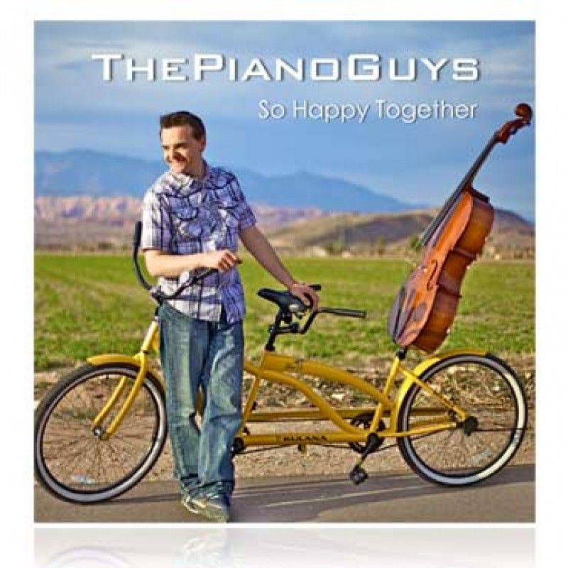 So Happy Together Turtles ThePianoGuys Piano GuysThe PianoPiano FunnyCello MusicHappy TogetherWedding
