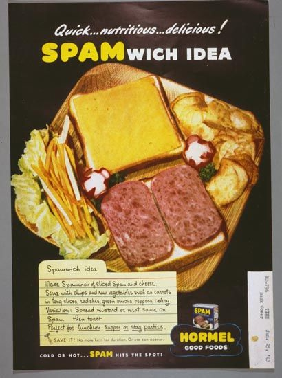 A SPAMWICH idea is always a good idea! #Sandwich #SPAMbrand