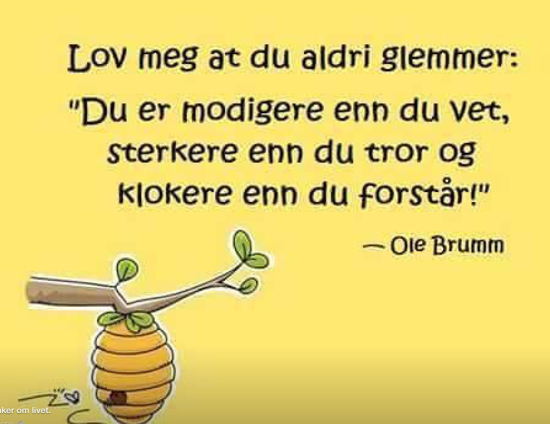 ole brumm sitater Ole Brumm | Ordtak Og sitater | Quotes, Sayings, Words ole brumm sitater