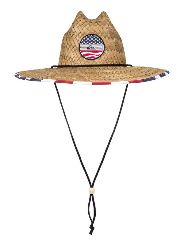 Outsider Straw Lifeguard Hat 889351758989 Lifeguard Hat Hats For Men Mens Hats For Sale