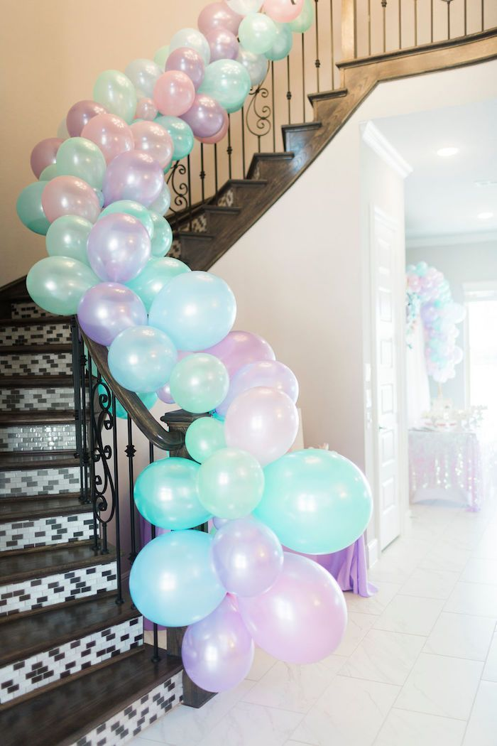 Pastel Glam Unicorn Birthday Party | Kara's Party Ideas