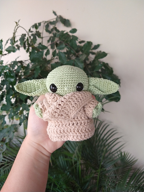 The Best Yoda & Baby Yoda Patterns For Makers Who