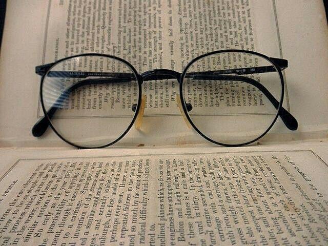 Una Buena Lectura Lo Puede Cambiar Todo Armacoes De Oculos
