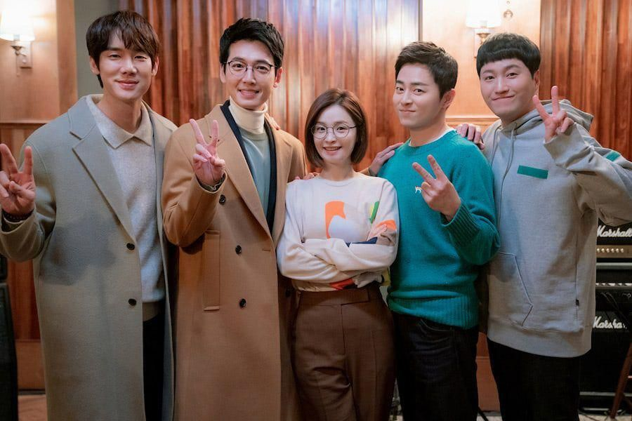 """Update: """"Hospital Playlist 2"""" Sets Record For Highest Premiere Ratings In tvN History"""