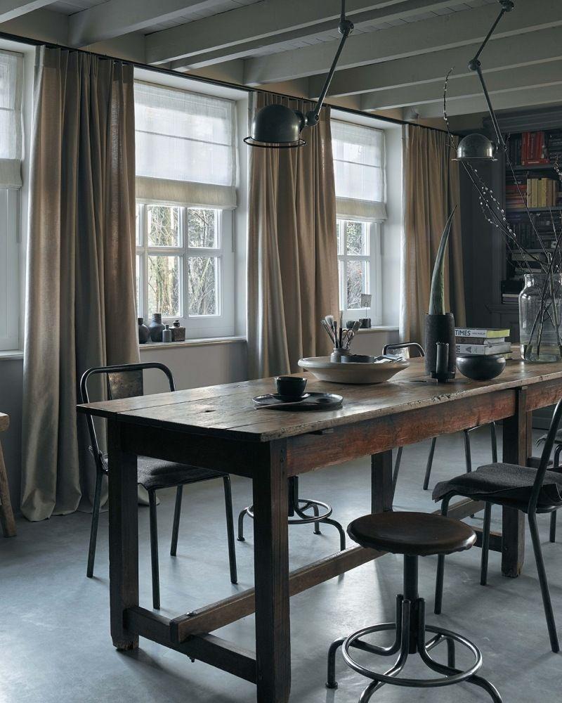 Inspiratie voor een industrieel, stoer #interieur. Waarom ...