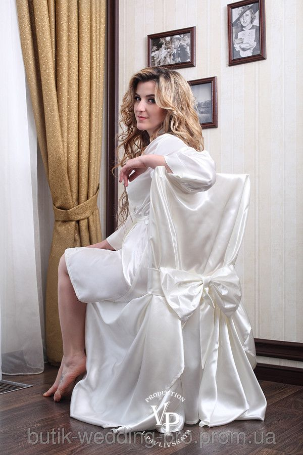 Халат утро невесты