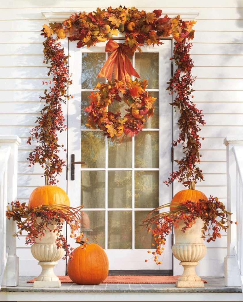 Decorare casa in autunno tante idee creative - Decorazioni d autunno ...