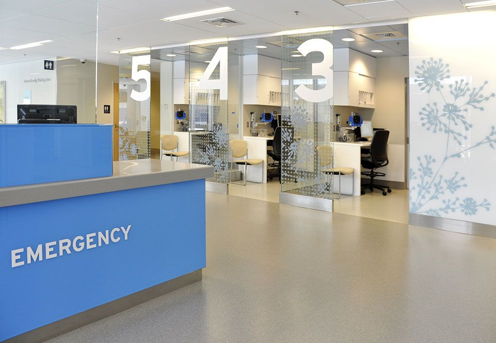 Massachusetts General Hospital Healthcare interior