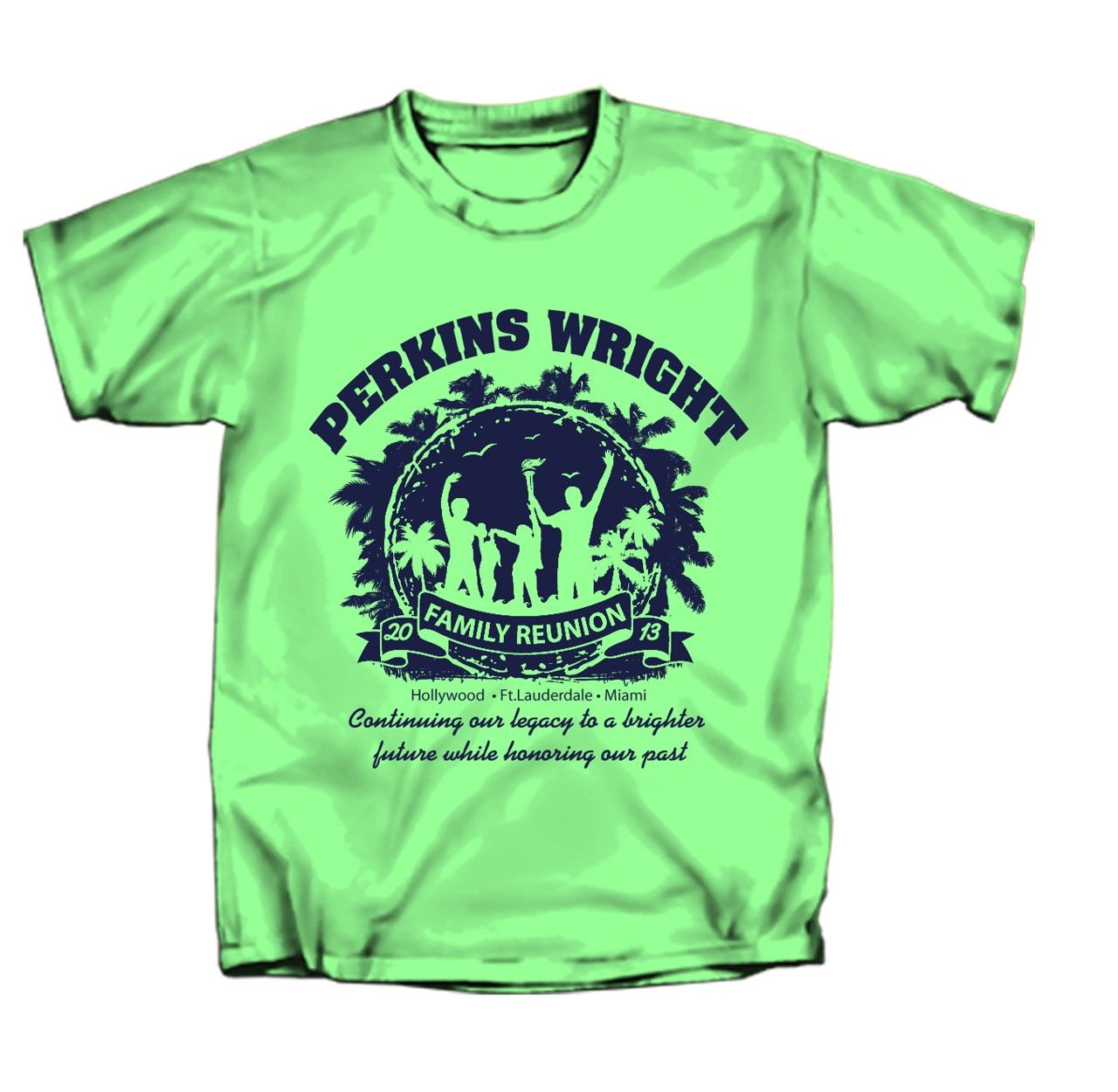 Luau Family Reunion T Shirts We Are Excited About Our
