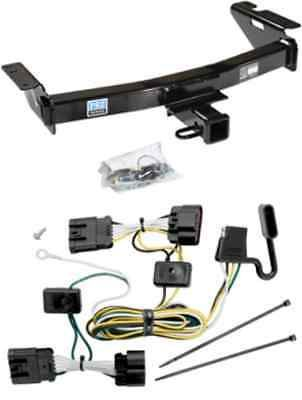 2005 2009 Chevy Uplander Trailer Tow Hitch Wiring Kit With