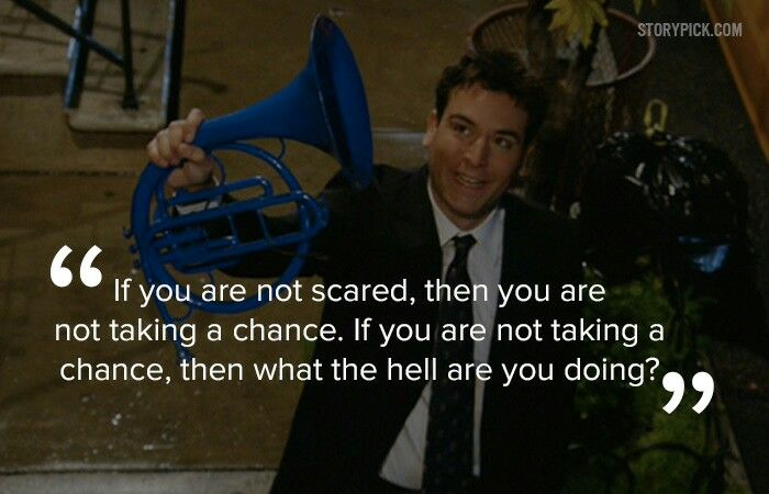 Ted Mosby Sayings Quotes