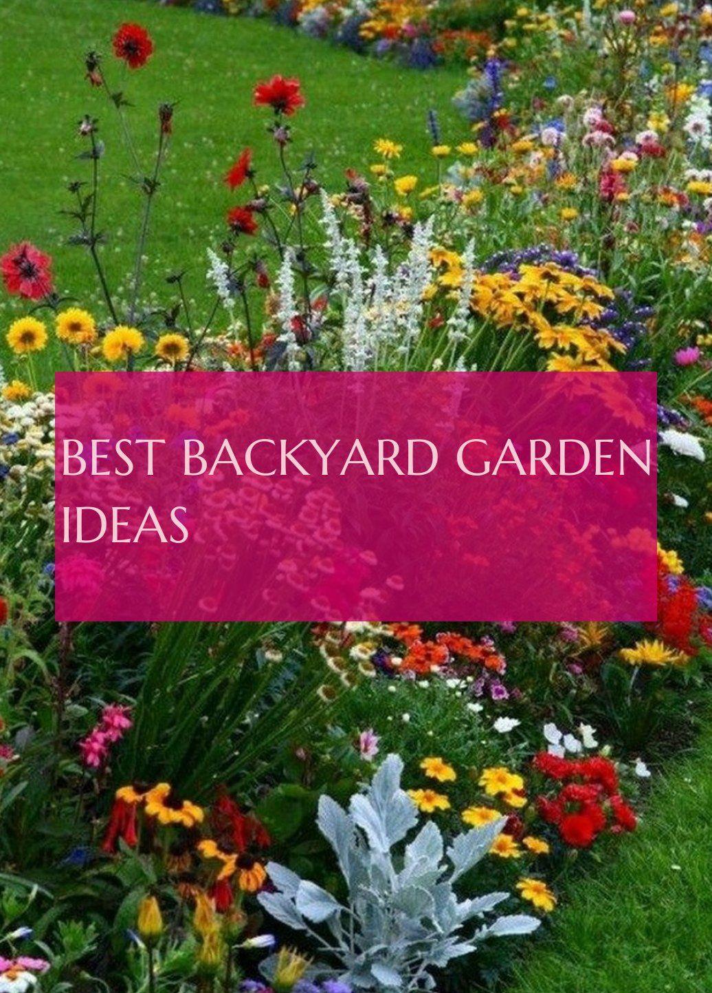 best backyard garden ideas