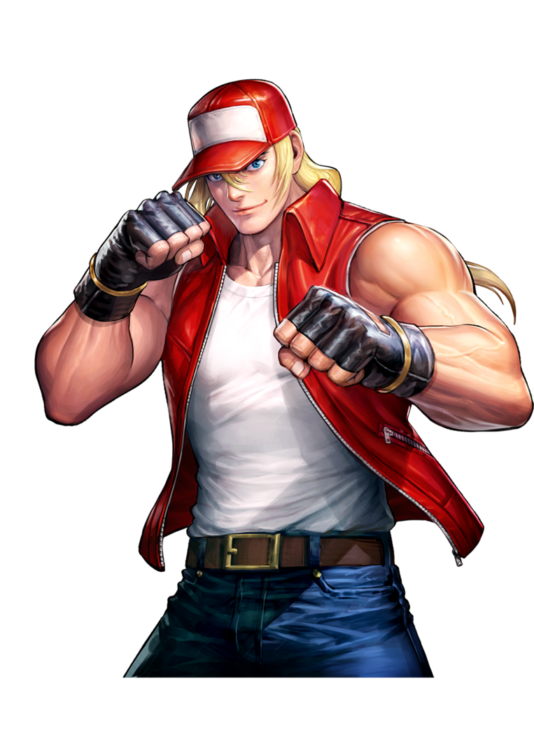 All Star Terry Bogard Boy Topdog4815 King Of Fighters Fighter Capcom Vs Snk