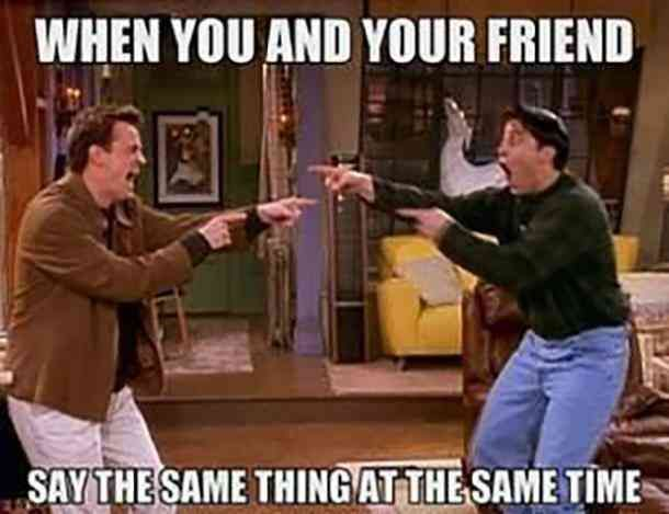 30 Best Friend Memes To Share With Your BFF On Friendship Day