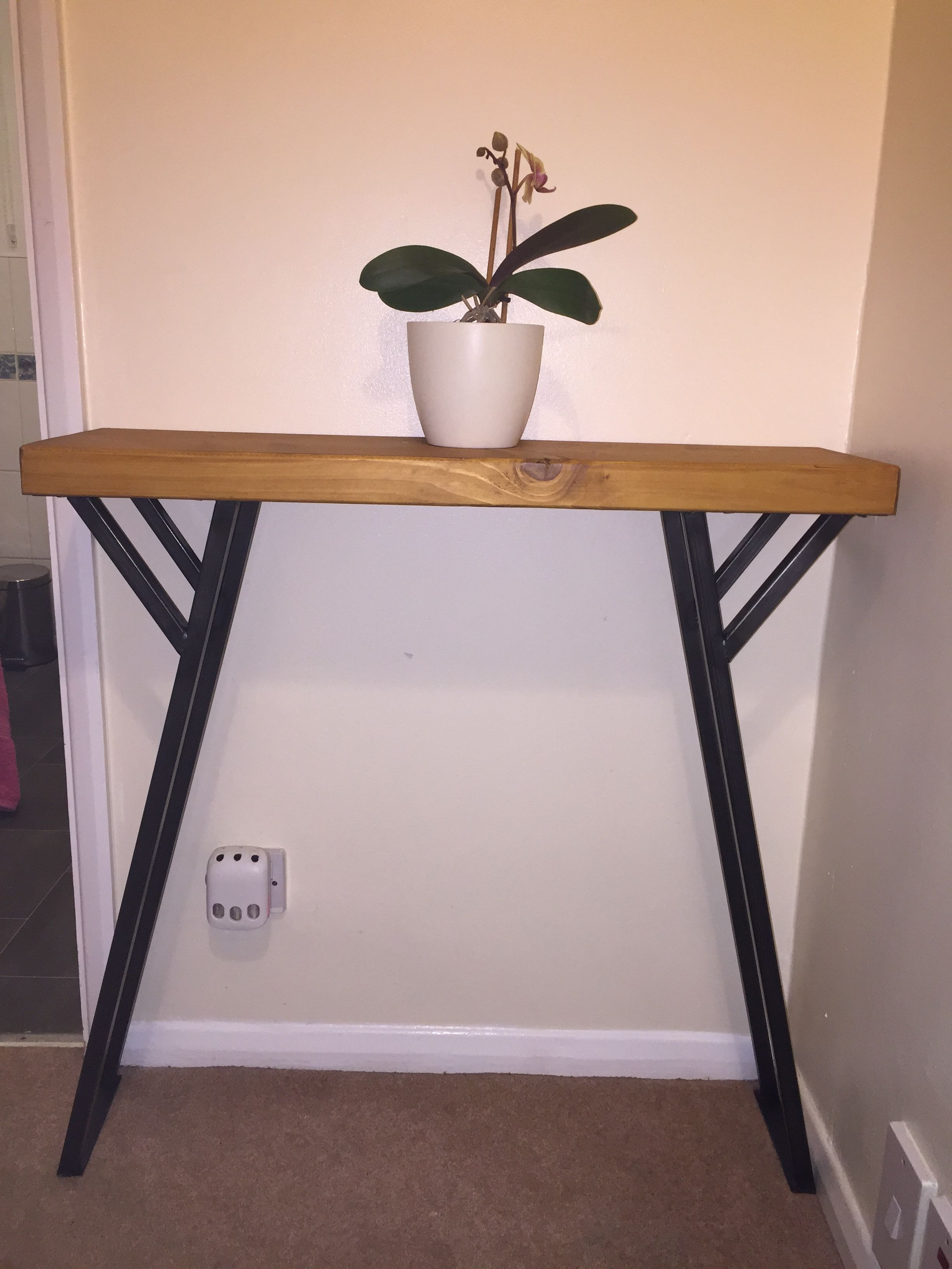 Industrial Table Made By Weldsey Made To Order