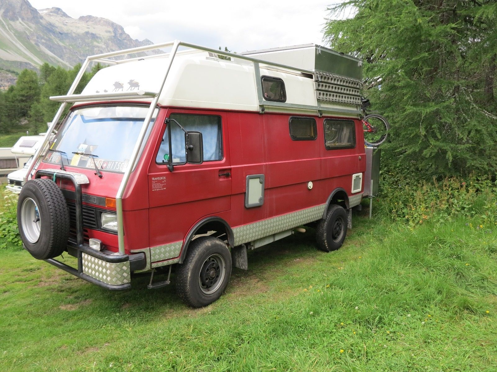 caravan vw lt 40 4x4 ebay vw lt mk1 gallery bus. Black Bedroom Furniture Sets. Home Design Ideas