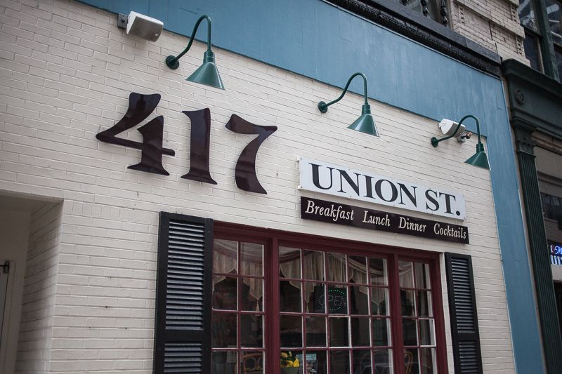 417 Union in downtown Nashville Nashville, Us travel, Union