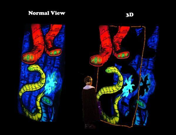 Designing ChromaDepth 3D Haunt Images: Tutorial - Blogs ...