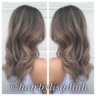 Ash Blonde Balayage Google Search Ash Blonde Balayage Blonde