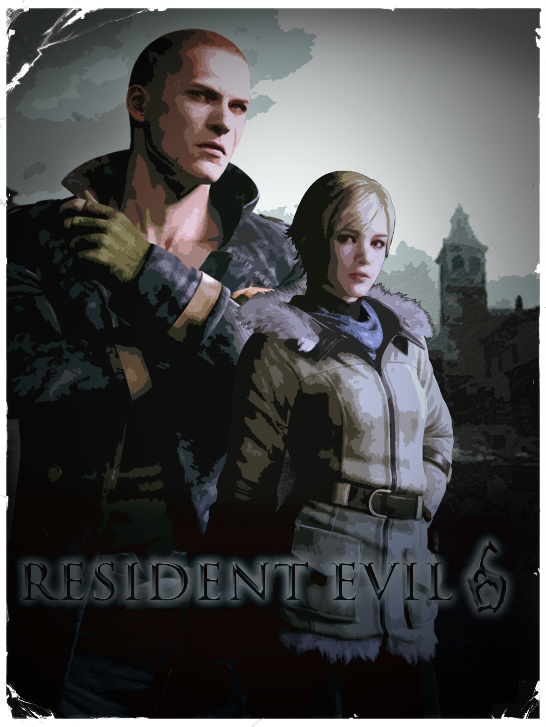 Pin by Alice Flores on Resident Evil Resident evil anime