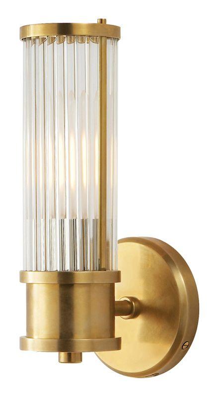 Allen Single Sconce Bathroom Ideas Pinterest Circa Lighting Bathroom Sconces And Lights