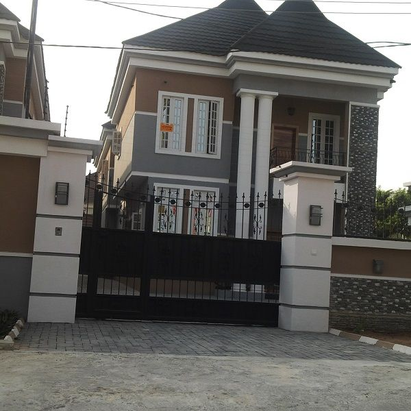 Tastefully newly built 5 bedroom detached house for sale ...