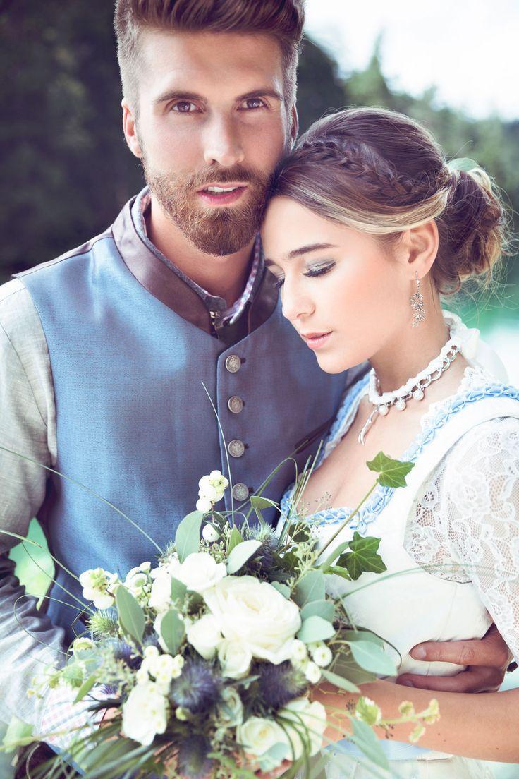 #Trachten-#Hochzeit von Lara & Alex | Dirndl WEDDING ...