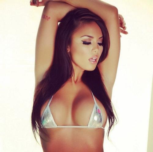 Paige big boob