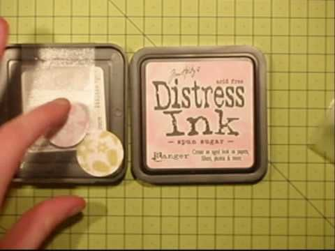 Great tip fop making plastic sleeves for ink pads.