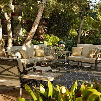 Pin On Outdoor Living Backyard Beauty, Boulder Outdoor Furniture