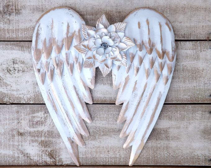Angel Wings /Angel Wing Wall Art / Wall Angel Wing Decor / Guardian Angel /