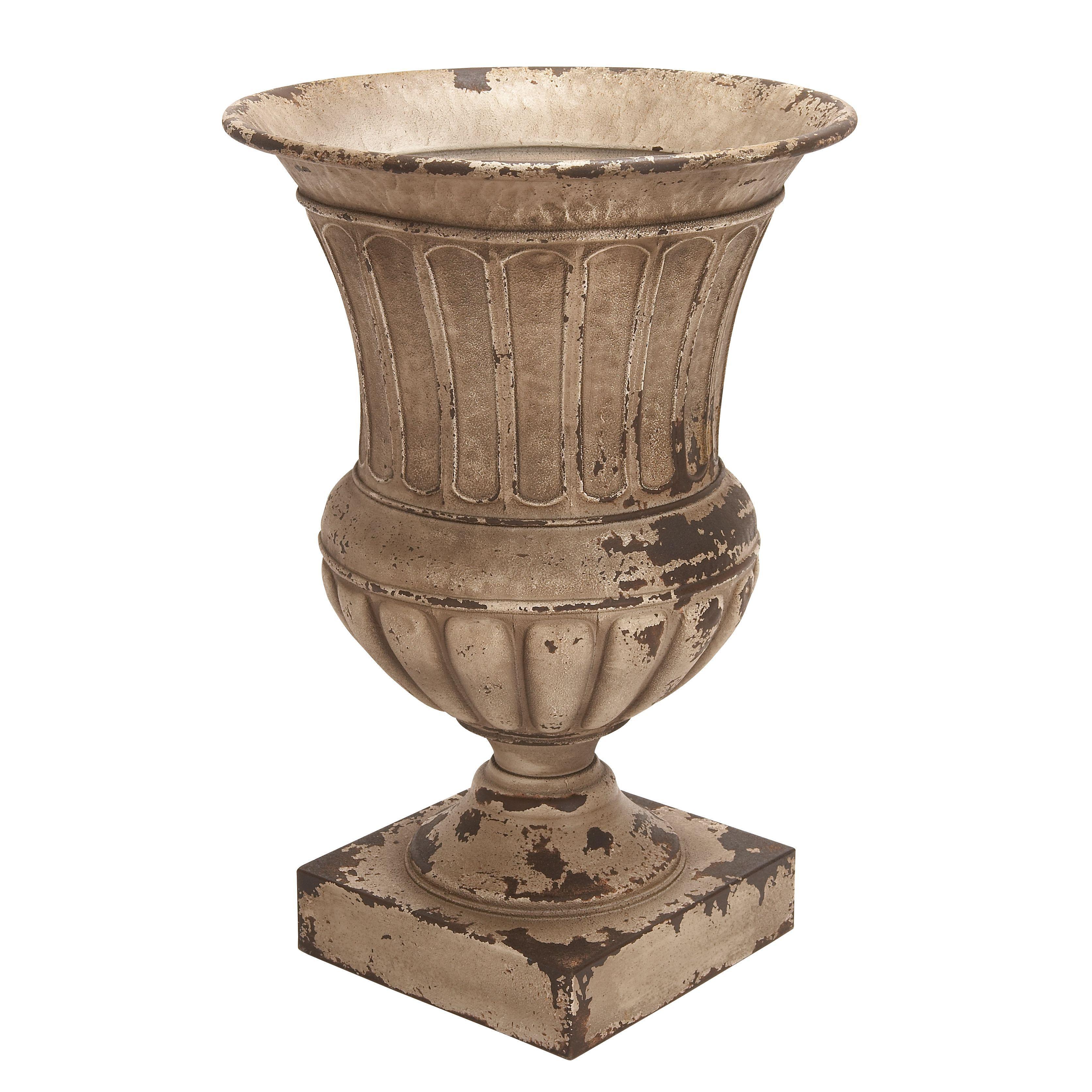 Studio 350 antique metal planter vase metal planter vase black studio 350 antique metal planter vase metal planter vase black acacia 52723 reviewsmspy
