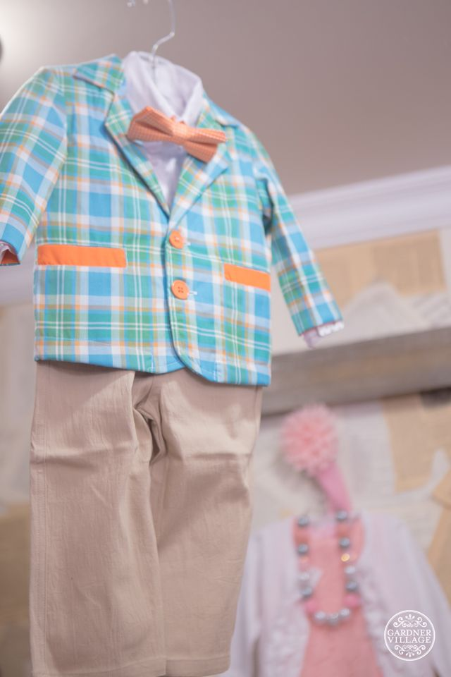 57fe127a0c0b8 Easter attire is in full bloom at Spoiled Rotten. For babies and kiddos
