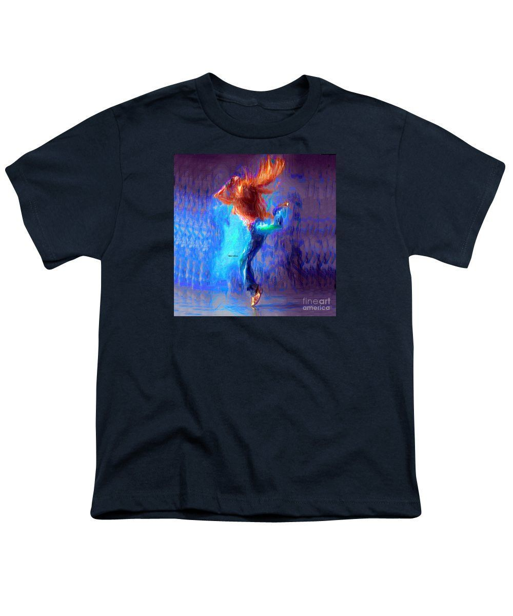 Youth T-Shirt - Love To Dance
