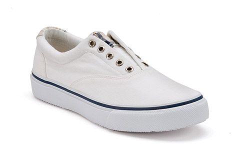 classic, white, comfy!