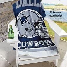 NFL Jumbo Towels