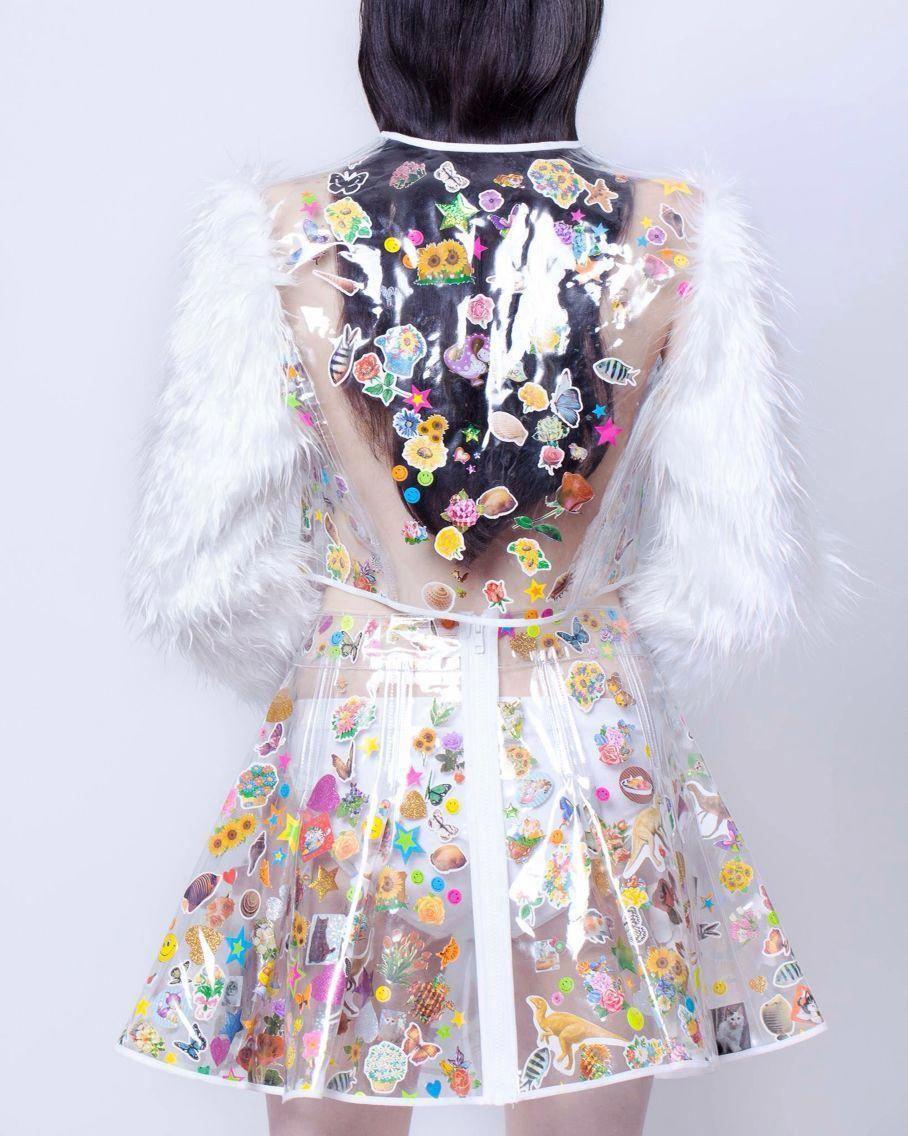 Travel Destinations Usa Florida Buywomensblueraincoat Info 4757498331 Womensyellowslickerraincoat With Images Colorful Fashion Kawaii Fashion Fashion