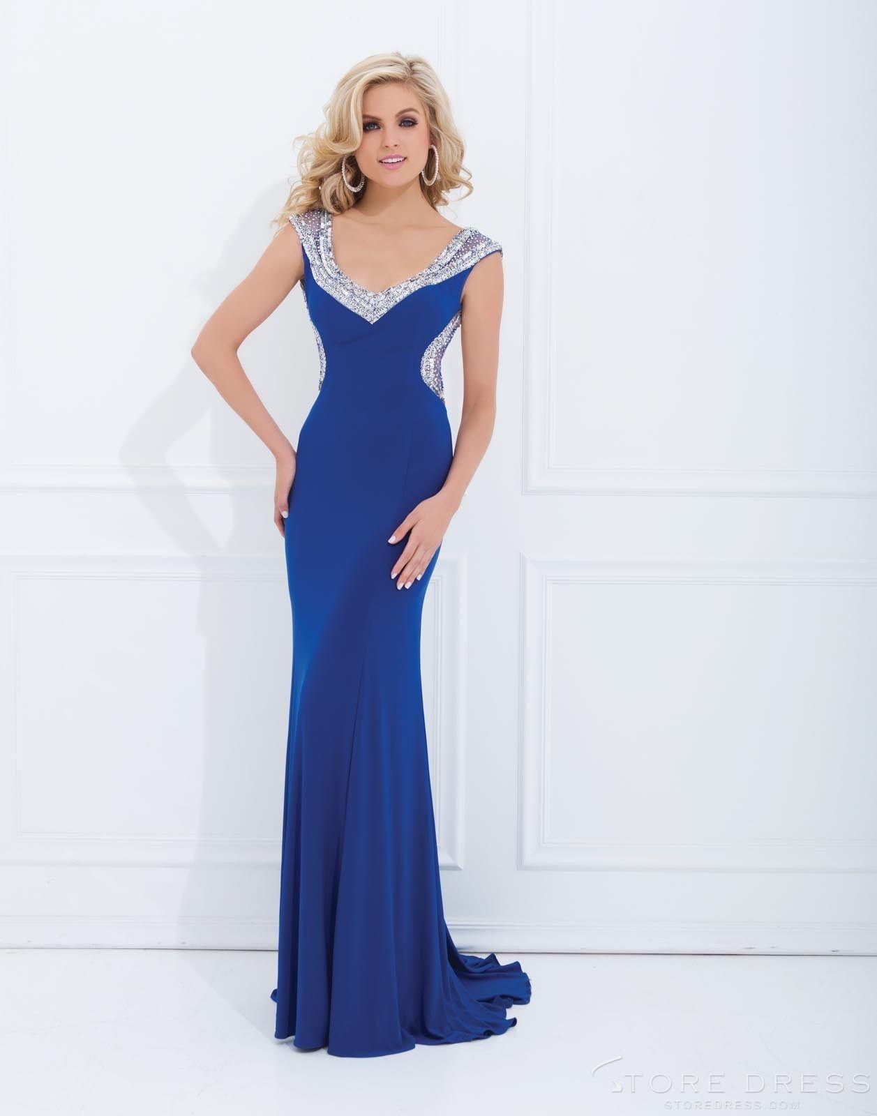 Stylish Sheath / Column Sweetheart Beading Prom Dress 2014 ...