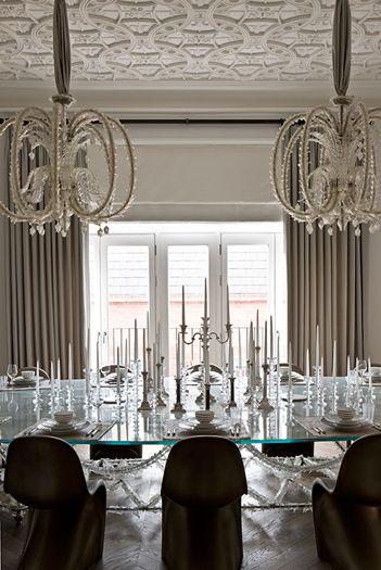 gilles trillard photos d 39 interieur dans une residence londonienne photographie d. Black Bedroom Furniture Sets. Home Design Ideas
