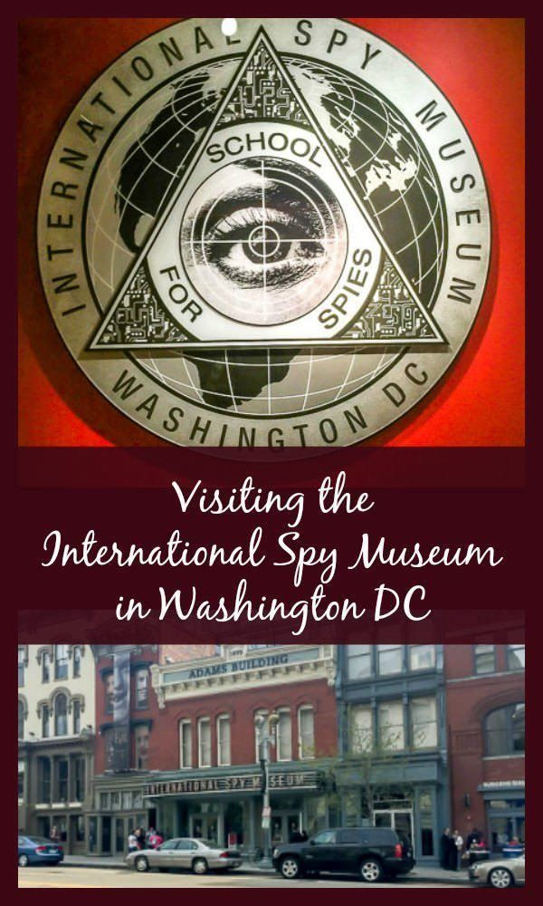 A Visit to the International Spy Museum