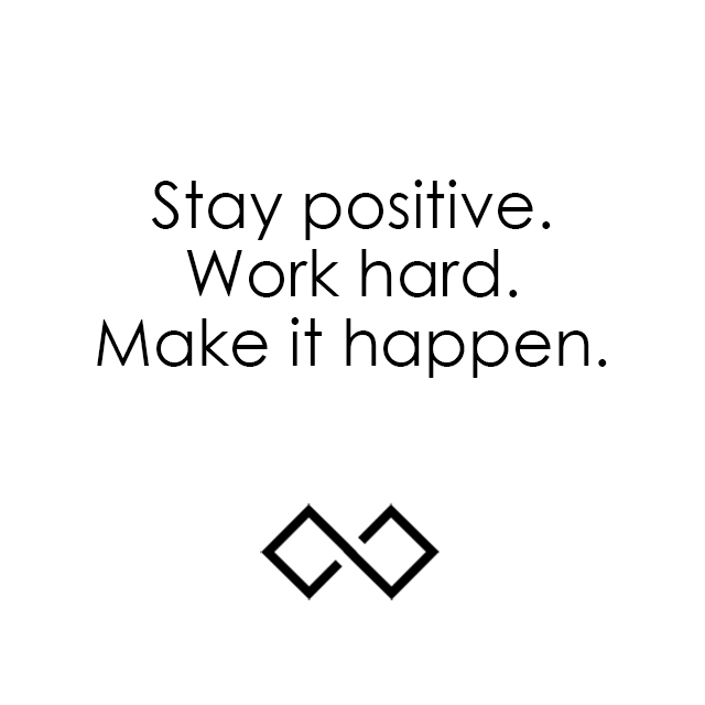 Stay Positive. Work Hard. Make It Happen. @SStreetCo