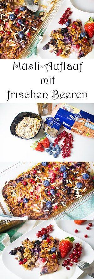 Kochen mit Kindern: gesunde Frühstücksideen – MamaKreativ
