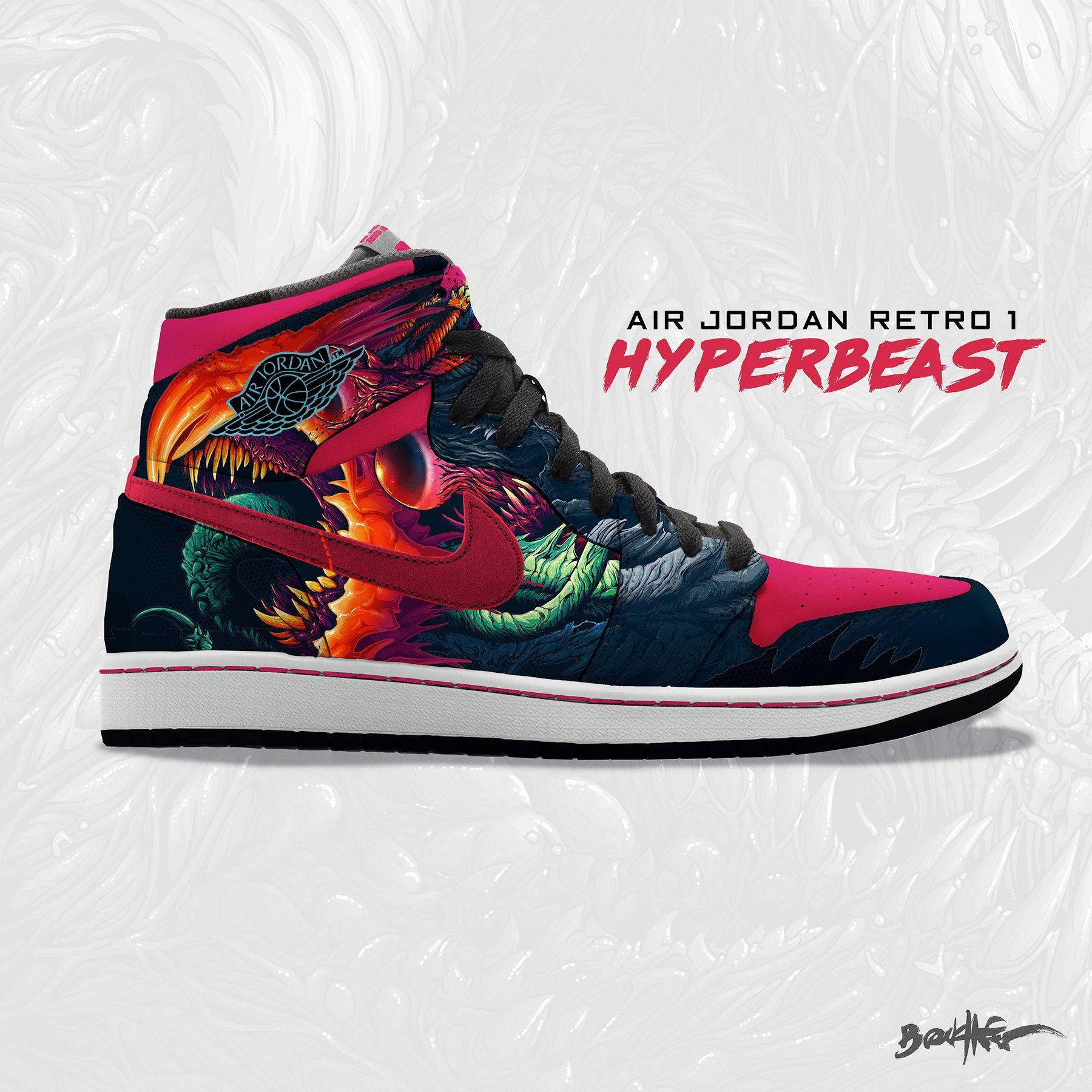Air Jordan x Hyperbeast Crossover #games #globaloffensive #CSGO  #counterstrike #hltv #