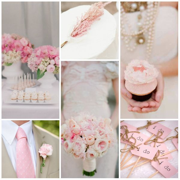 Unique Wedding Ideas The Forever Trending Pink Http Www Itweddings