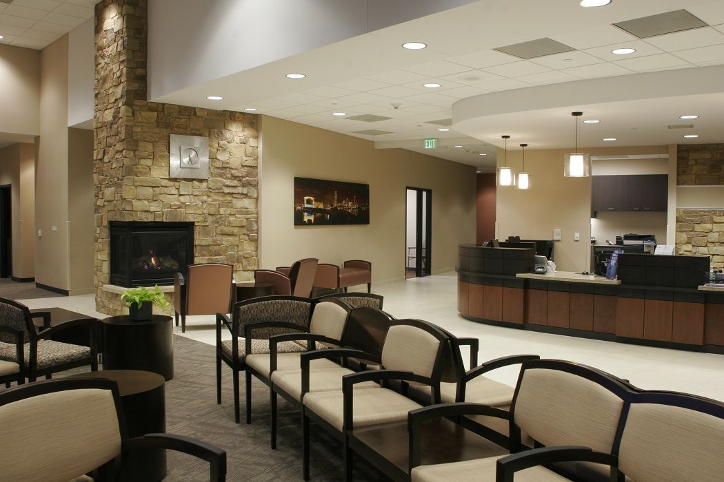 Canada Medical Office Waiting Room Ideas