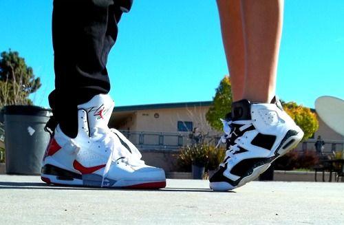 wholesale dealer 16cad 89a33 jordans couple pictures - Google Search Jordans Sneakers, Air Jordans, Air  Jordan