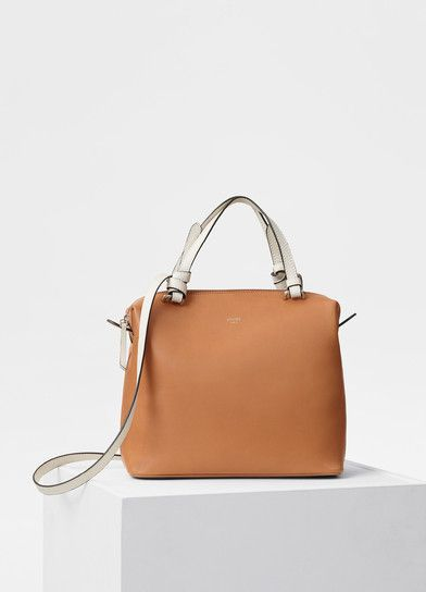 Bag · Small Soft Cube Bag in Smooth Calfskin - Céline 5089bf2bc4bb1