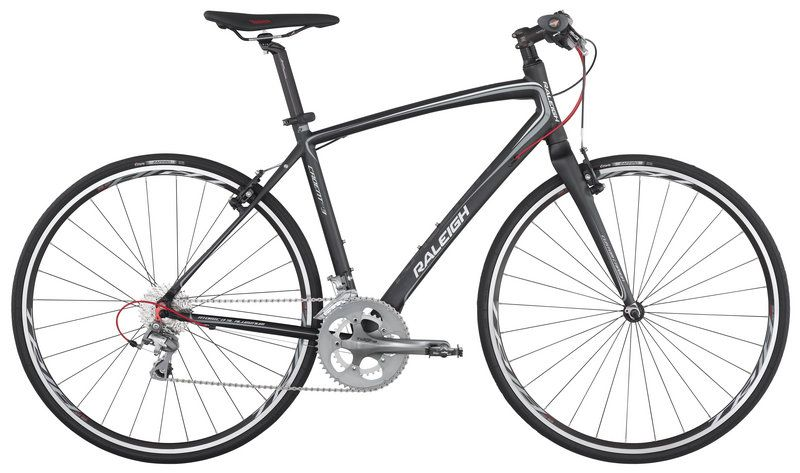 Raleigh Cadent FT3 - 2012 edition