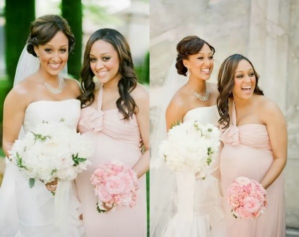 Pregnant Bridesmaid