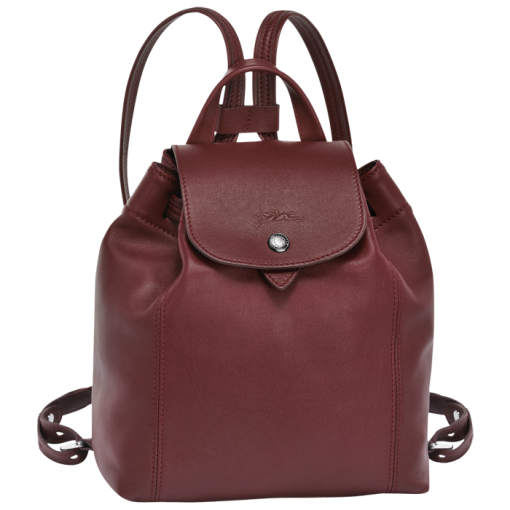 d1610c8e57a4 Le Pliage Cuir Backpack XS